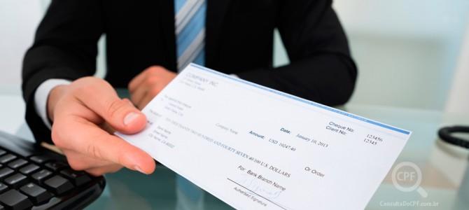 Cheques sem fundos é recorde para o mês de janeiro, diz Serasa