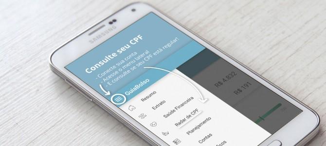 App realiza consulta de nome sujo