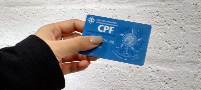 O que é CPF?