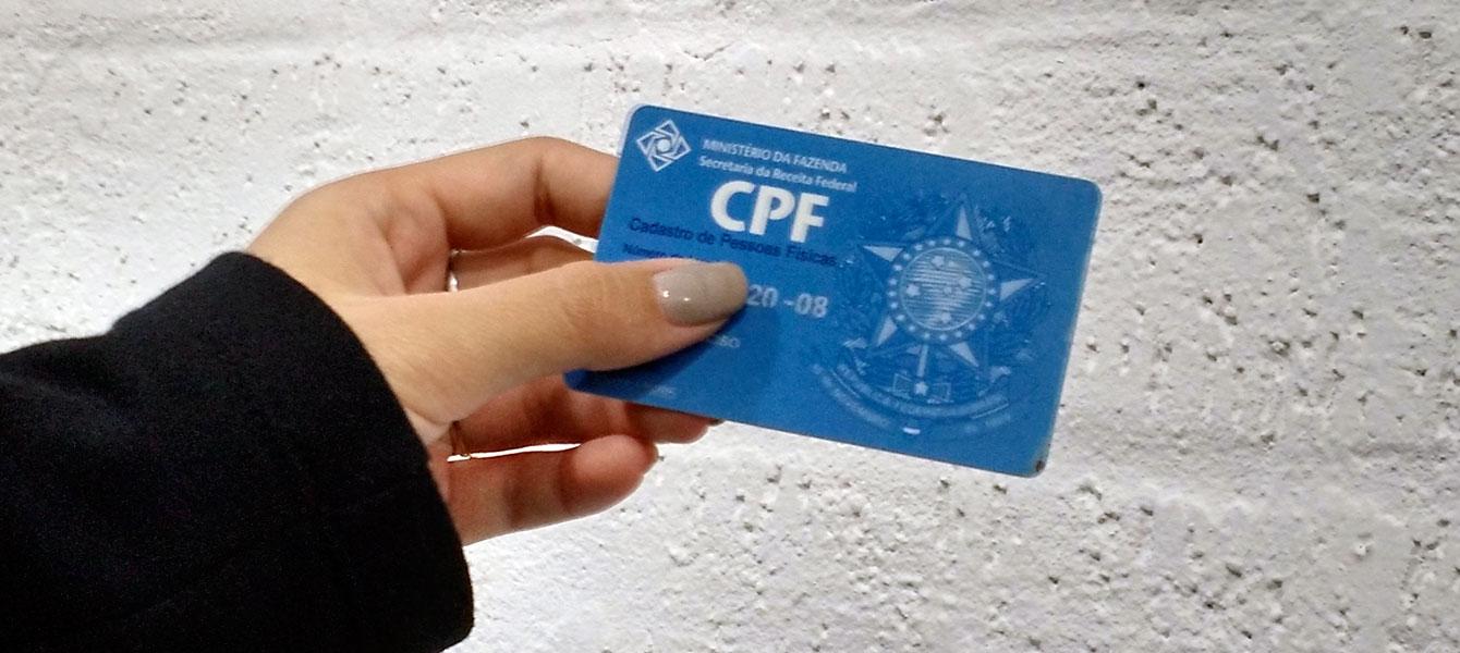 O que é CPF