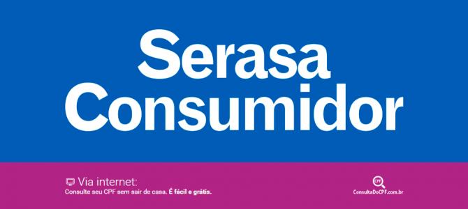 Consulta Serasa Online agora é Grátis